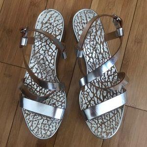 Pedro Garcia flatform sandals